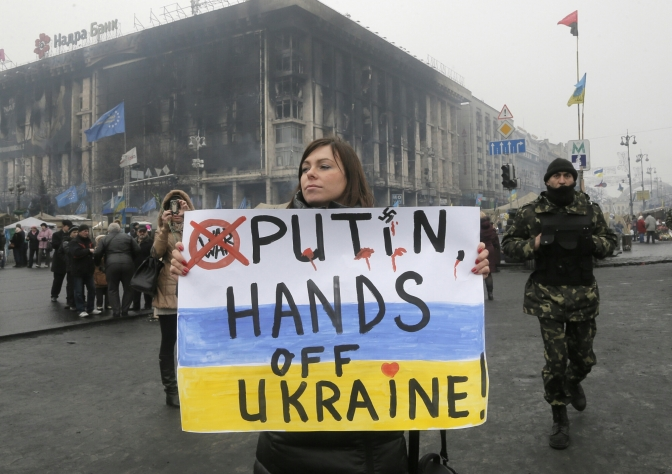 Is the political left in the West unfairly pro-Russia?